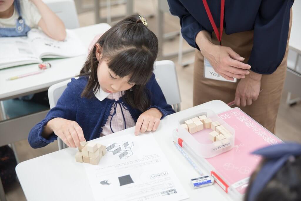 小学受験には知力育成教室も有効です
