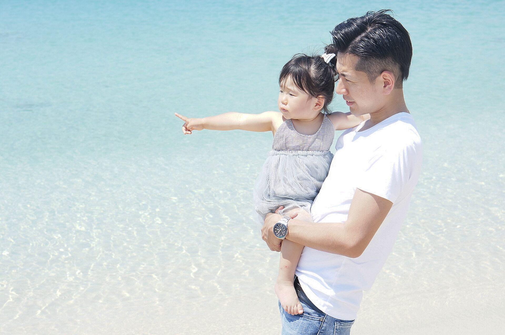 子育てのなかでの父親の5つの役割。大事なのは行動で示すこと ...