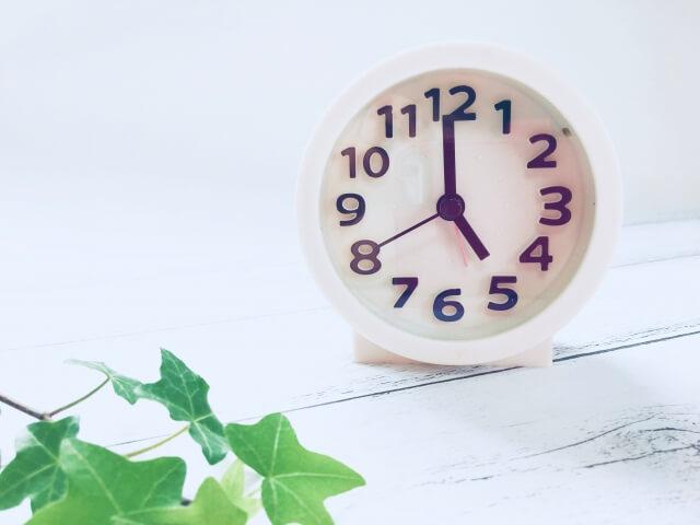 時計の読み方は早めに教えていきましょう