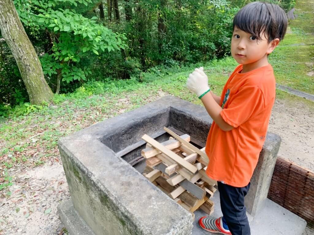 キャンプが子どもに与える効果!家族で自然の中へ行こう!